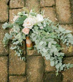 #Ryehan2become1 #weddinggown #bouquet #flowers #eucalyptus #diy #davaoweddings #weddingsph