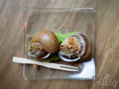 Snails at Staromiejska 13 in Katowice Chef:
