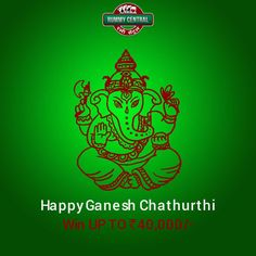 Rummy Central wishing you a Happy Ganesh Chathurthi to all... Have you enjoyed your festive day with laddus, modaks.... Well, Now it's free time to play!! Enjoy online rummy and get pool prize up to RS. 40,000/-  #Rummy #onlinerummy #festval #fun #cash #prize https://www.rummycentral.com/jumbo-tourney/