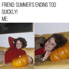 12 Memes For People Who Have Absolutely Zero Chill About Autumn