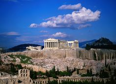 Siempre impactante: Atenas...