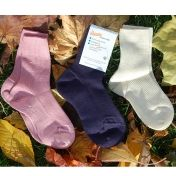 2-pack - Organic Fine Wool Socks for All - £12.99 : Cambridge Baby, Organic Natural Clothing