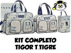 Resultado de imagem para mala maternidade tigor t tigre