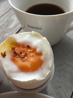 Good morning. Panna Cotta, Breakfast, Ethnic Recipes, Food, Morning Coffee, Dulce De Leche, Meal, Essen, Hoods