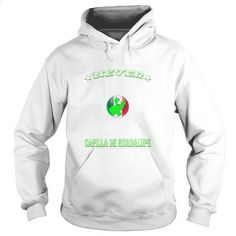 Capilla de Guadalupe-jalisco - #cool hoodies for men #cotton t shirts. ORDER HERE => https://www.sunfrog.com/LifeStyle/Capilla-de-Guadalupe-jalisco-White-Hoodie.html?id=60505
