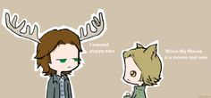 Day 10: With animal ears (Sabriel) by ~Nile-kun on deviantART