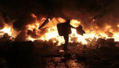 Ukraine: 25 killed, 241 injured in Kiev clashes - http://therealconservative.net/2014/02/19/breaking-news/ukraine-25-killed-241-injured-in-kiev-clashes/