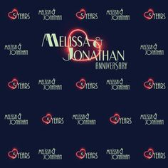 Anniversary Step and Repeat Red Carpet Backdrop, Event Banner, Amelia, Repeat, Anniversary, Templates, Stencils, Red Carpet Background, Vorlage