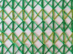 Zigzag stitch tutorial - Sarah Whittle