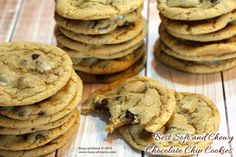 Best Soft and Chewy Chocolate Chip Cookie Recipe | Busy-at-Home