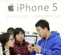 Apple poderá disponibilizar iPhone na China ainda este mês