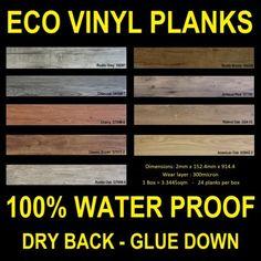 Eco Vinyl Flooring Vinyl Planks Floor Cheap Glue Down Special vinyl Tile  Plank