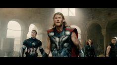 #RedUniversidadesArte Aquí les dejamos el tráiler de Avengers Age of Ultron