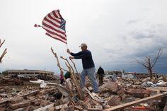 Post-Tornado Rescue Efforts in Oklahoma Near an End