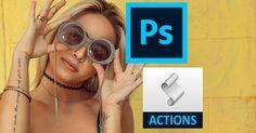 Curso Acciones En Photoshop - Mas De 120 Acciones Incluidas!  Aprende a crear y modificar acciones en Photoshop y a automatizar lotes de archivos. Incluye acciones retoque de belleza!