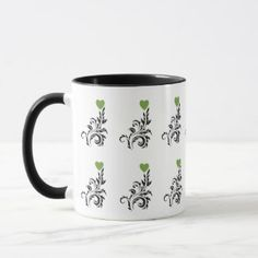 Love Tree Valentine Special Combo Mug at Just Made by Zazzle off with code Valentine Special, Tea Cups, Coffee Mugs, Tableware, Amazing, How To Make, Gifts, Beautiful, Design