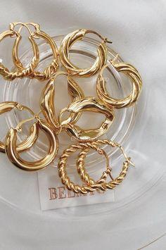 Ear Jewelry, Dainty Jewelry, Cute Jewelry, Photo Jewelry, Gold Jewelry, Trendy Accessories, Jewelry Accessories, Fashion Accessories, Fashion Jewelry