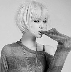 25 Asian Short Haircuts | http://www.short-hairstyles.co/25-asian-short-haircuts.html