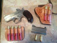Zombie Pocket Pistol