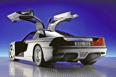 Mercedes C-112: concentrado de tecnologia | Best Cars