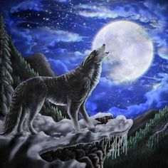 Wolf Spirit, Wolf Moon, Wicca, Witchcraft, Whale, Husky, Dogs, Movie Posters, Animals