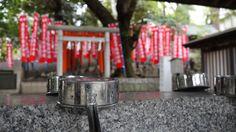手水舎 (乃木神社)