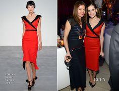 Allison Williams In L'Wren Scott - Great American Songbook Event Honoring Bryan Lourd - Red Carpet Fashion Awards