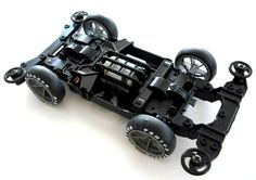 mini 4wd ms chassis - Google Search
