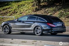 Mercedes-Benz CLS Shooting Brake | Mercedes-Benz CLS 63 AMG X218 Shooting Brake 2015 - 26 octobre 2014 ...