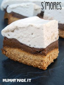 S'mores | http://mummymade.it/2014/09/smores.html Gluten Free, Dairy Free, Refined Sugar Free, Paleo Friendly