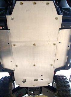 Polaris RZR 800 Full Belly Aluminum Skid Plate #volkswagencountrybuggy Utv Accessories, Polaris Ranger Crew, Polaris Rzr 800, Utv Parts, Atv, Volkswagen, Plates, Beautiful Braids, Tractor