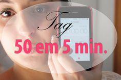 Tag - 50 em 5 minutos