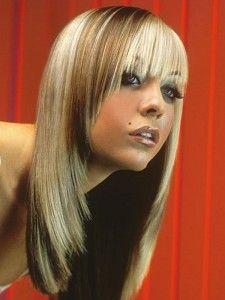 Креативное окрашивание светлых волос