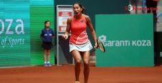 Çağla Büyükakçay WTA İstanbul Cup'ta Şampiyon oldu!