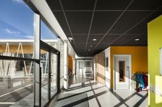 Baillargues Nursery School,© Mathieu Ducros