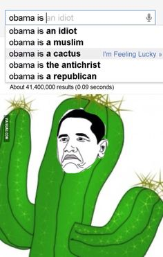 He definitely is a Cactus!