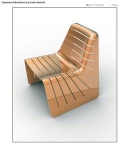 chair by Karim Rashid