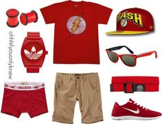 """Flash"" by ohhhifyouonlyknew on Polyvore"