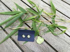 Porzellan Schmuck-Kette Ohrring in Lotosform