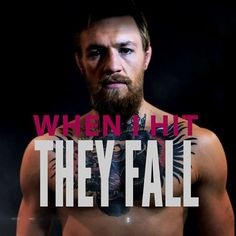 MR. CONFIDENCE Conor McGregor : if you love #MMA, you'll love the #UFC & #MixedMartialArts inspired fashion at CageCult: http://cagecult.com/mma