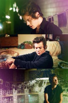 Harry Styles in Story Of My Life video.