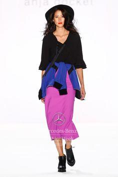 Anja Gockel I Mercedes-Benz Fashion Week - Berlin