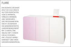Flare cabinets, Scholten & Bauings