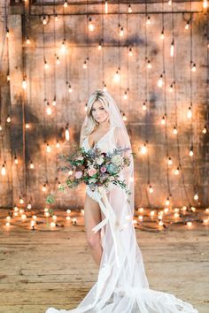 romantic bridal boudoir inspiration - photo by A.Fogarty Photography http://ruffledblog.com/romantic-bridal-boudoir-inspiration