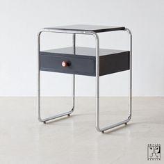 2 Bauhaus bedside cabinets - Image 3