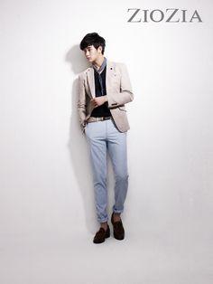 Korean actor Kim Suhyeon(김수현)