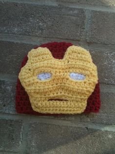 6 Awesome #IronMan #Crochet #Patterns - http://www.surfandsunshine.com/iron-man-crochet-patterns/