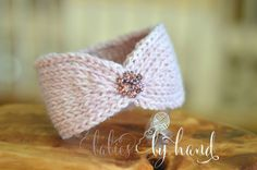 Winter Baby Girl Headwrap- Trying really hard not to buy this!