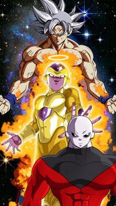 Goku Freezer y Jiren