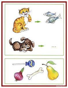 Autismus Arbeitsmaterial: Logik: verbinde Ramadan Activities, Activities For 2 Year Olds, English Activities, Language Activities, Kids Learning Activities, Cognitive Activities, Speech Therapy Activities, Pre K Curriculum, Miss Kindergarten